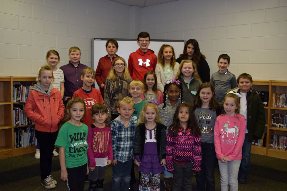 Cherokee Trail Elementary School Terrific Kids