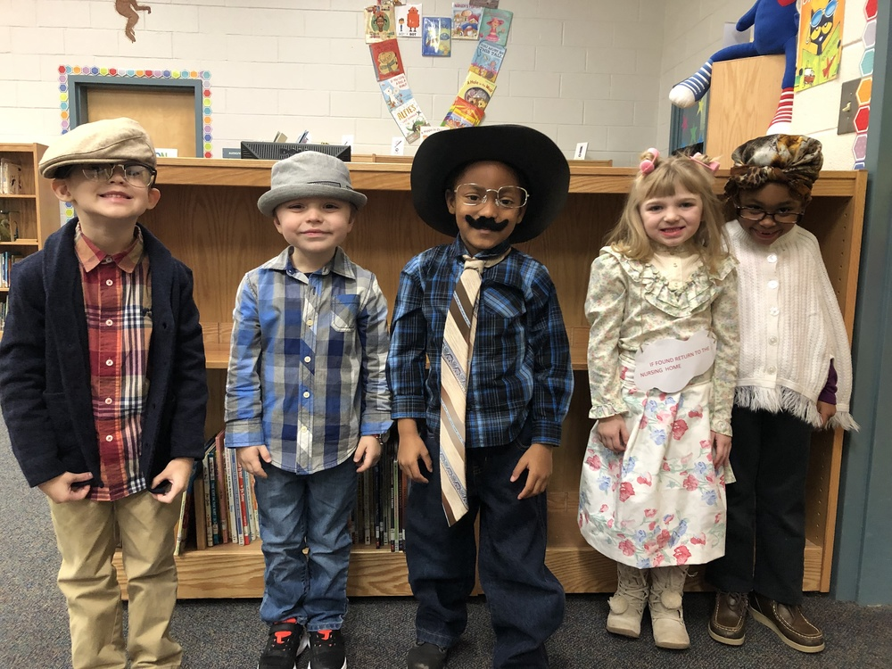 LCP Students and Teachers Celebrate 100 Days of School
