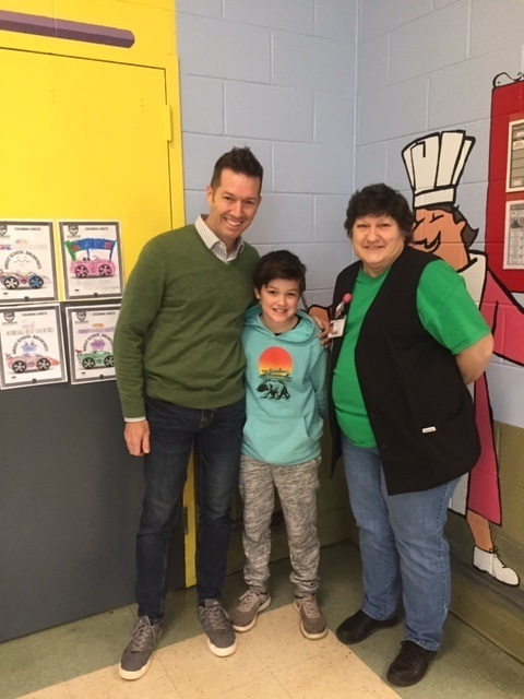 National School Breakfast Week Grand Prize Winner