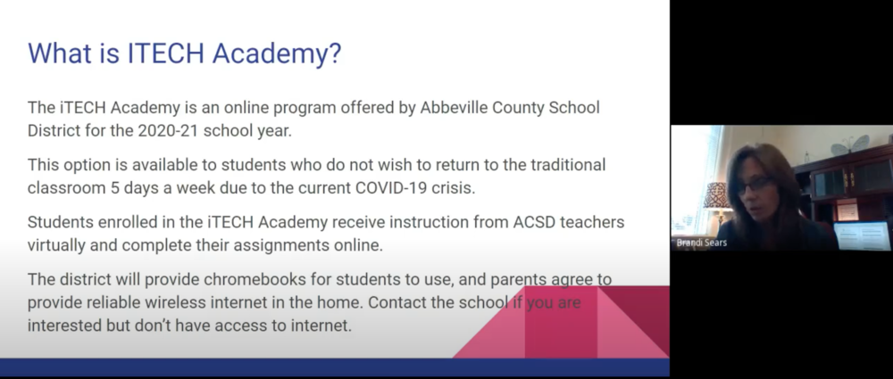 iTECH Parent Video