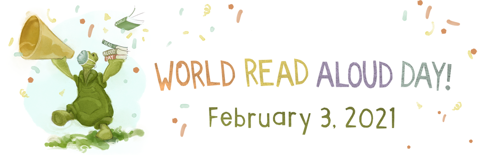 LCPS Celebrates World Read Aloud Day