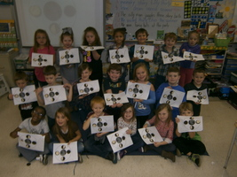 First Graders Learn About the Phases of the Moon