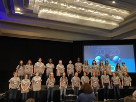 CTE Chorus Performs at SCSBA Conference!