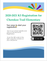 2020-2021 K5 Registration for CTE