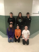 CTE 7th Grade Science Fair Winners