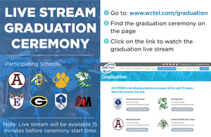 ​Live Stream of Dixie Graduation Ceremony