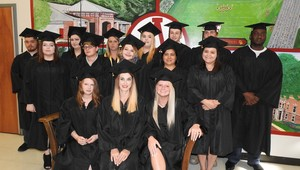 2018-19 Adult Education Graduation