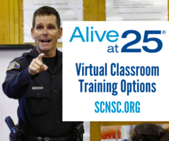 Alive at 25 Online Training