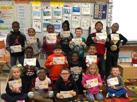 A Writing Celebration in First Grade