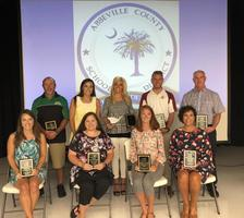 2018-19 Teachers of the Year