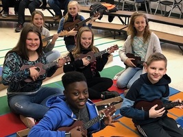 Fun in Music with Ukuleles!