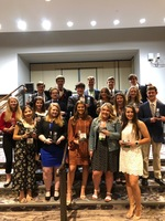 Dixie High FBLA Receives Honors at State Conference