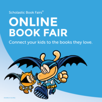 Shop Our Scholastic Book Fair Online This Year