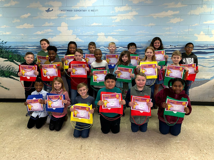 WWES February Star Students