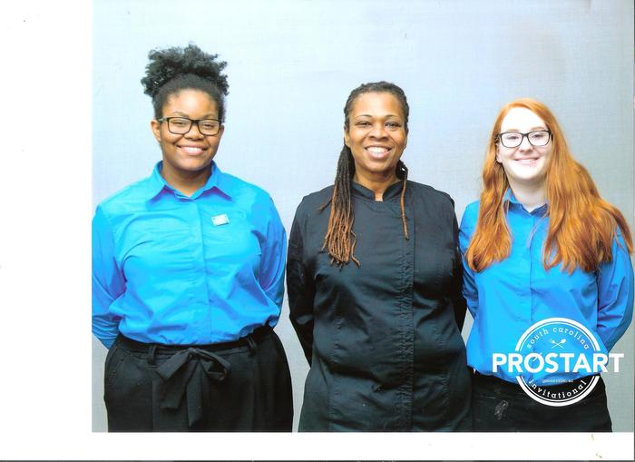 Culinary Arts students compete in ProStart cooking competition