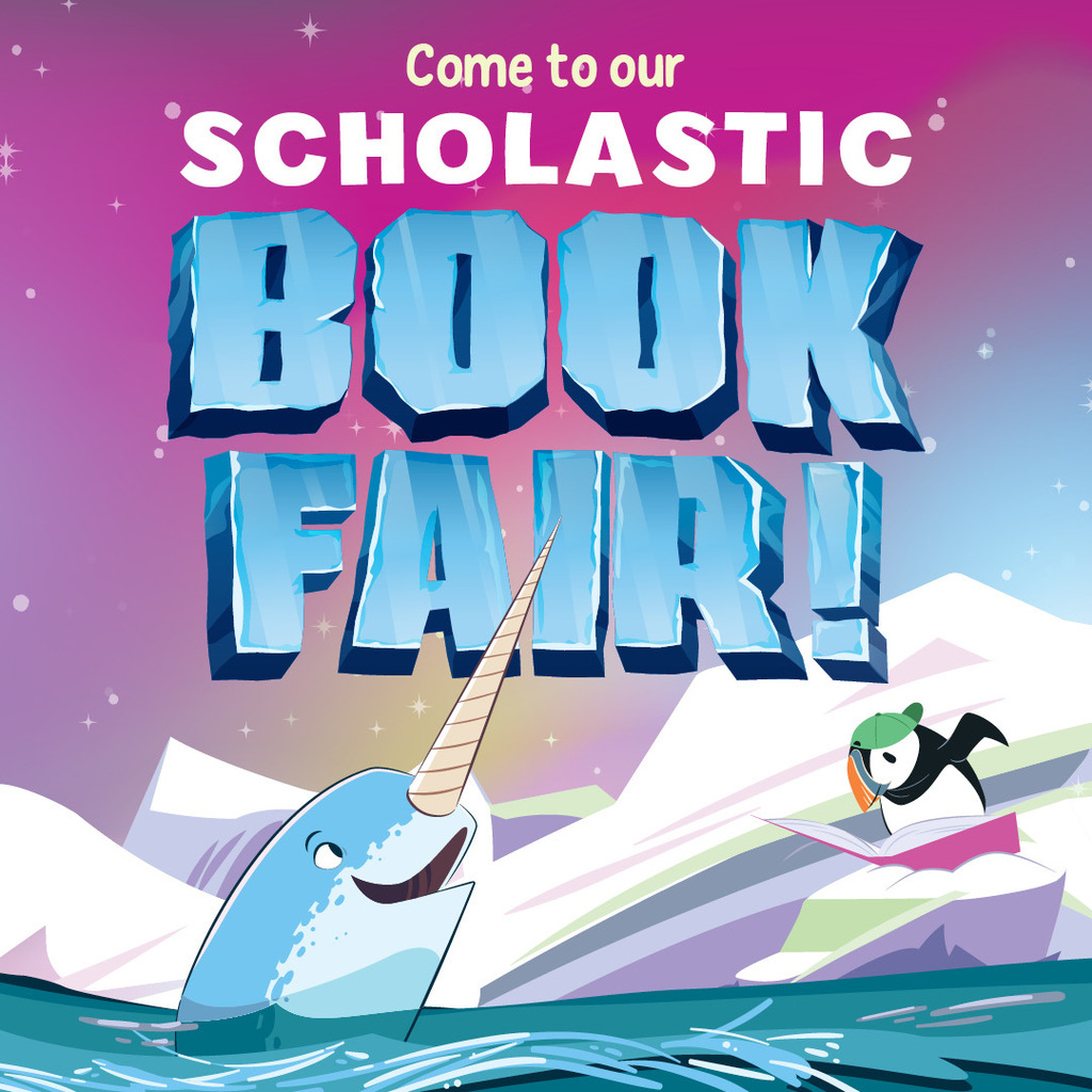 Book Fair Invite