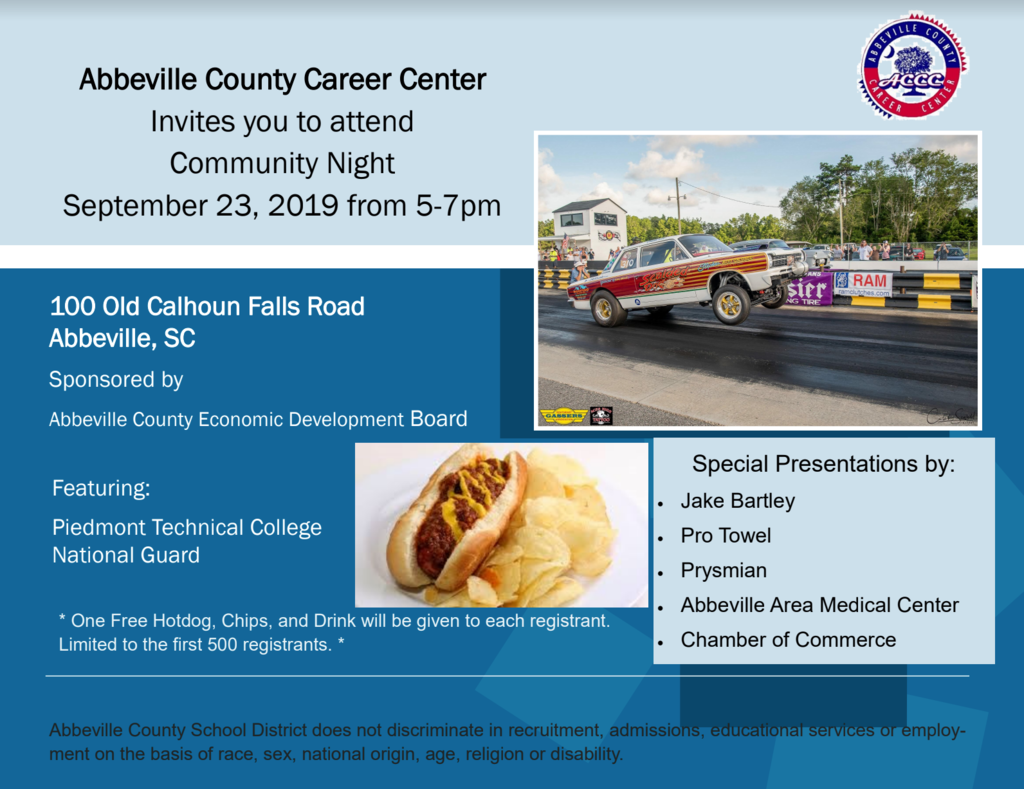 ACCC Community Night